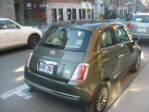 Fiat 500 2012...PETIT BIJOU