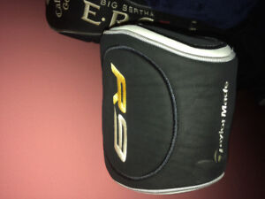 Golf clubs- Taylor made r9 460 driver, callaway ft I 3 wood
