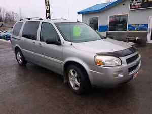 2007 chevy uplander extended dvd certified etested pattersonauto