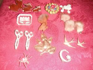 vintage jewellry collection