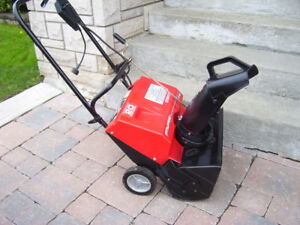 20 Inch Electric Snow Blower