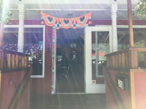 Restaurant space for rent