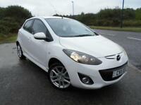 2011 11 MAZDA 2 1.3 TAKUYA 5D 83 BHP **LOW MILEAGE**LOW TAX**SUPERB ECONOMY**