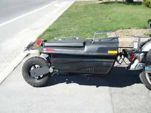Remorque pour moto