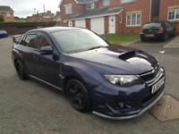 Subaru WRX 2.5 2011MY STI Type UK full mot stunning spec no issues