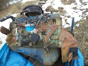 Ford 300 six cyl. motor for parts