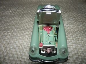 1950'S FRICTION CAR WITH ORIGINAL BOX