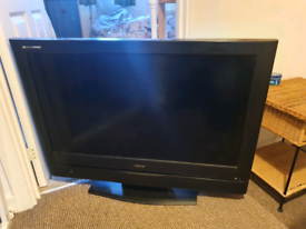 """Clarity 37"""" tv (with remote)"""