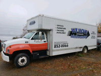 We Move - Moving & Delivery service