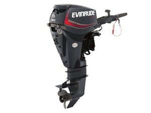 2015 Evinrude 30 HP OUTBOARD