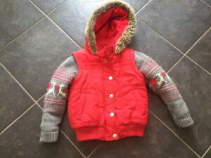 Girls size 4 Fall coat