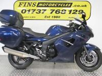 Triumph Sprint 1050 GT, Blue, 2 Owners from new, Full Luggage, Warranty, FSH