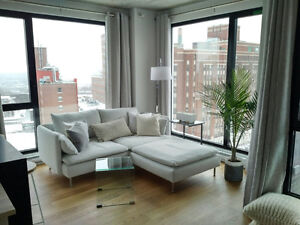 Montreal downtown BRAND NEW CONDO St Catherine St/ Atwater