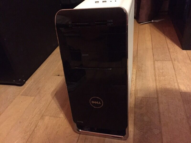 Dell XPS 8300 and LG TV