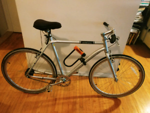 Garneau hybrid bicycle