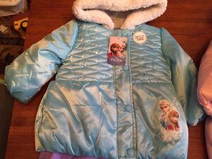 New! Disney frozen or Minnie Mouse 2 pc snowsuit size 18-24 mths Kitchener / Waterloo Kitchener Area image 3