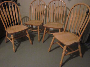 OAK CHAIRS FOR SALE