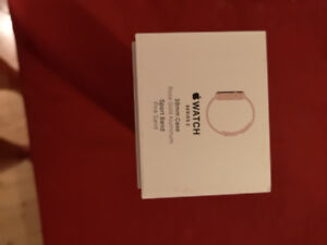 Apple Watch Series 2 ROSE GOLD in mint condition