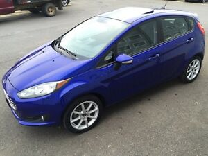 2014 Ford Fiesta SE, $42.Wk. Sunroof, heated seats, automatic!