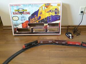 Bachmann Rail King CN Train Set