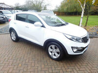 2012 Kia Sportage 1.7CRDi ( 2WD ) 1 Owner Px Welcome