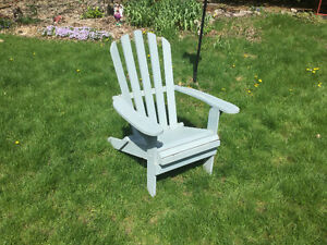 Maskoka /Adirondack chair