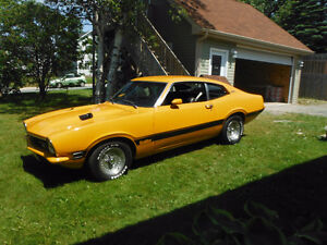 TRADE 1973 FORD MAVERICK