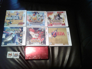 Ds With pokemon games