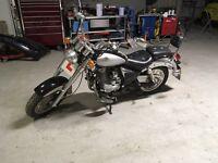 Kinroad 125-16 125cc xitian
