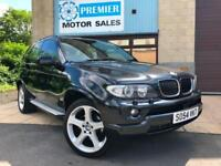 2005 BMW X5 3.0i SPORT AUTO, LPG CONVERSION, SAT NAV, BLUETOOTH PHONE & MUSIC
