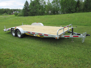 2017 MAXI ROULE GALVANIZED CAR HAULER 16FT, 18FT AND 20FT 0 KM