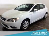 2014 SEAT LEON 1.6 TDI SE Bluetooth Zero Tax 1 Owner Cruise Economical