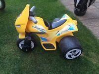 6v ride on quad