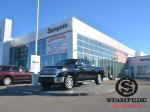 2014 Toyota Tundra 4WD DOUBLE CAB 146 5.7L LIMITED