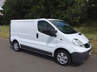 2011 Vauxhall Vivaro 2700 continue swb all Credit cards taken