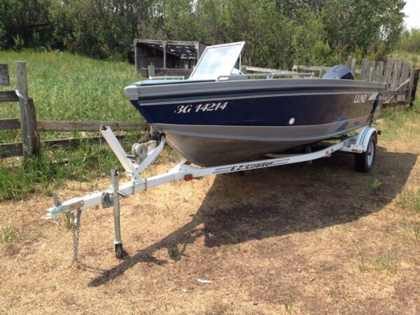 Used 1996 Lund Boat Co 1750