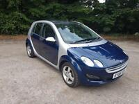 2006/06 Smart forfour 1.3 Passion 5 Door FSH Beautiful Car ! Part Ex to clear !