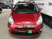 2012 12 CITROEN C4 GRAND PICASSO 1.6 E-HDI VTR PLUS EGS 5D AUTO 110 BHP DIESEL
