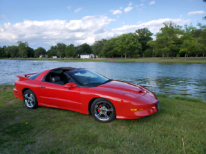 1997 Pontiac Trans Am WS6