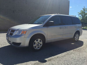 2010 Dodge Grand Caravan DVD/Accident Free/Certified & E-Tested