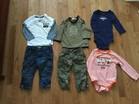 Boys clothing 9-18mths