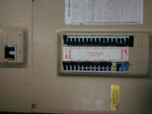 100amp Stab-lok panel.