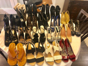 Women's shoes, all seasons for sale