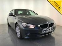 2015 BMW 320D BUSINESS EFFICIENT DYNAMICS DIESEL SAT NAV 1 OWNER SERVICE HISTORY