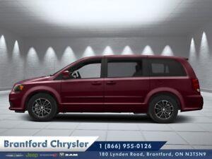 2018 Dodge Grand Caravan GT  - Navigation - $309.75 B/W