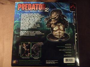 Predator 2 Masked Limited  Resin Bust West Island Greater Montréal image 10