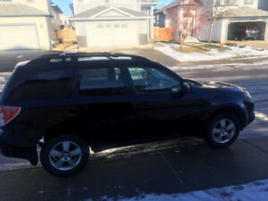 2011 SUBARU FORESTER X CONVINENCE AWD 4CYL CLEAN PROOF MINT CON