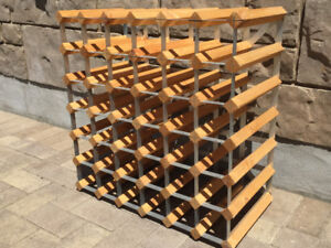 Wine Rack for the Enthusiast!
