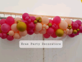 Balloon garland Balloon arch party decorating event decorator backdrop