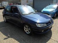 Peugeot 306 2.0 16v ( a/c ) 2000 XSi